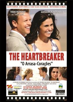 Giovanna Antonelli Estréia no Cinema Americano no Valentine's Day com The Heartbraker
