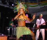 Carnaval Esquenta Noite Fria de Minneapolis
