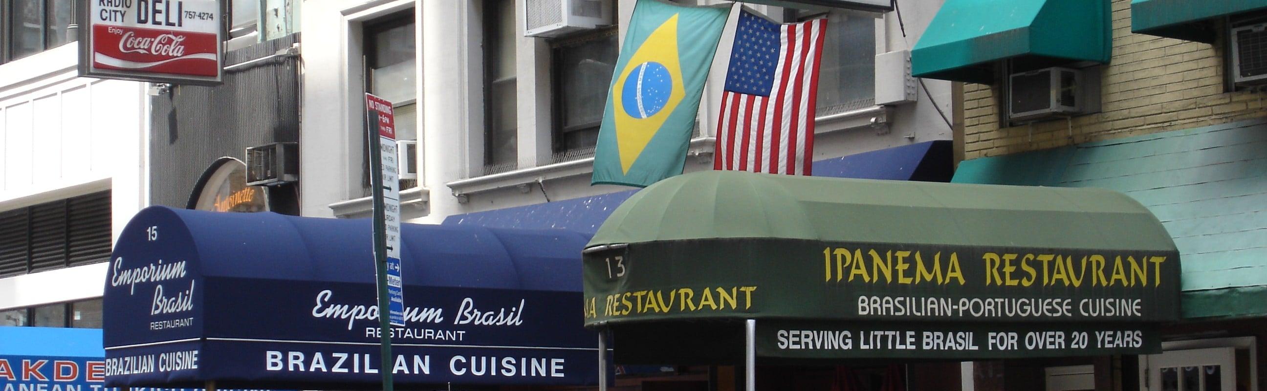 Comunidade Brasileira nos Estados Unidos