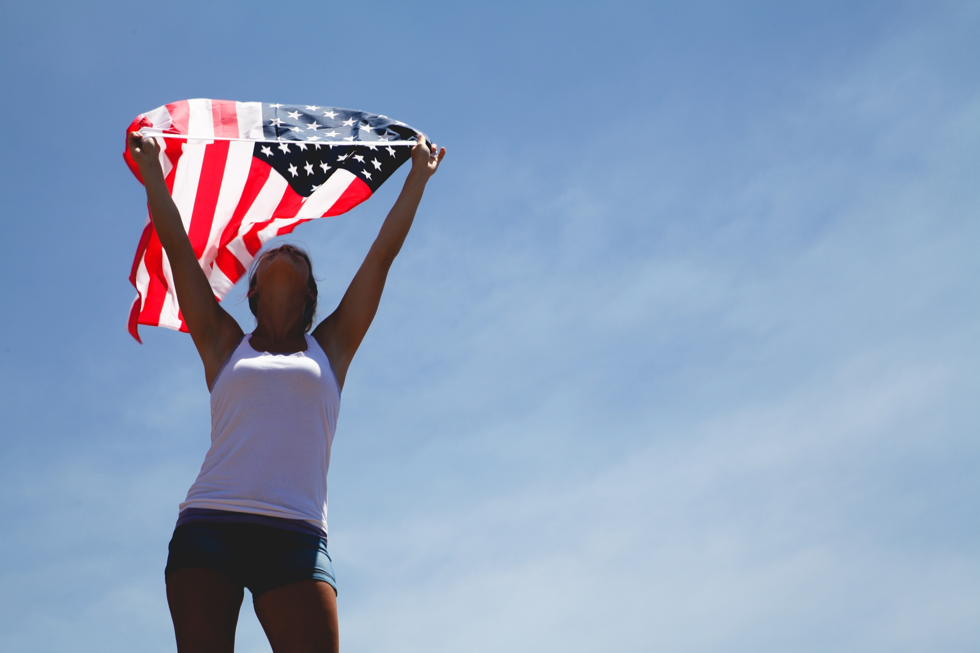 woman-with-american-flag
