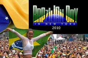 Vem Aí o Brazilian Day em New York 2010