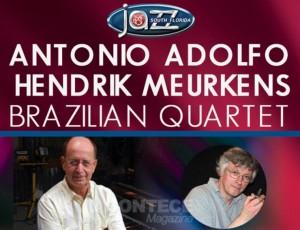 Antonio Adolfo e Hendrik Meurkens Brazilian Quartet