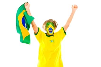 Seleção Brasileira se Apresenta nos Estados Unidos
