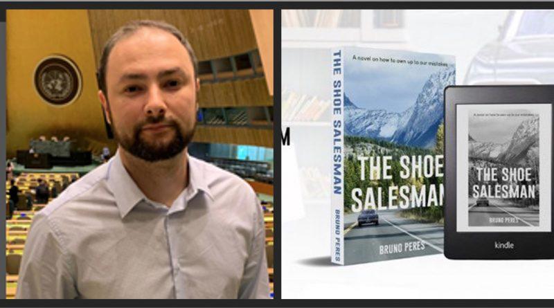 Escritor brasileiro lança livro nos Estados Unidos