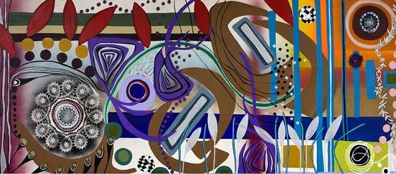 A Artista Chrystiane Corrêa Apresentou sua Arte em Nova Iorque